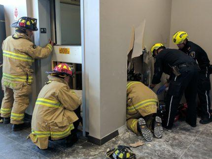 Elevator evacuation