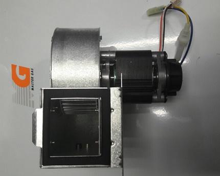 Le ventilateur pour la réparation d'une chaudière MasterGaz