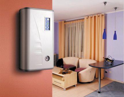 Augmentation de l'efficacité de la chaudière