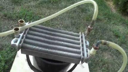 Comment nettoyer le liquide de refroidissement
