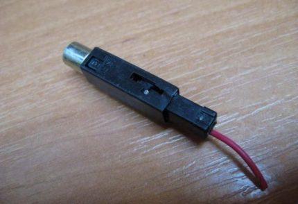 Piezoelectric element piezo lighter