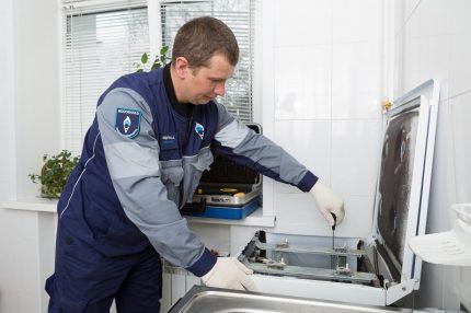 Entretien et inspection des appareils à gaz