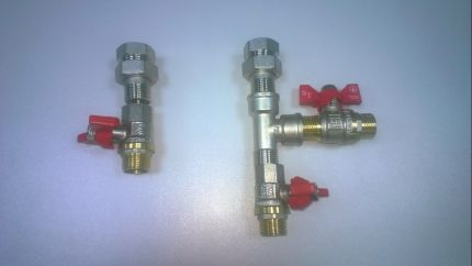 Spare parts for boiler
