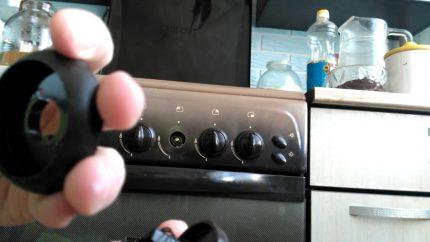 Kaip nuimti rankeną