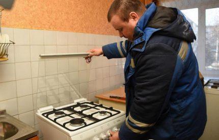 Aérer la cuisine pendant la réparation