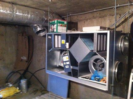 Attic ventilation system