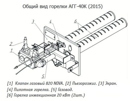 Solid fuel furnace burner