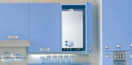 Total limitation of column ventilation