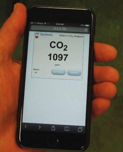 Išmaniųjų namų sistemų dujų analizatoriai