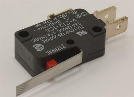 Chaudière à gaz à relais différentiel à microrupteurs
