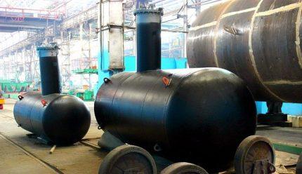 Odrant Storage Tank