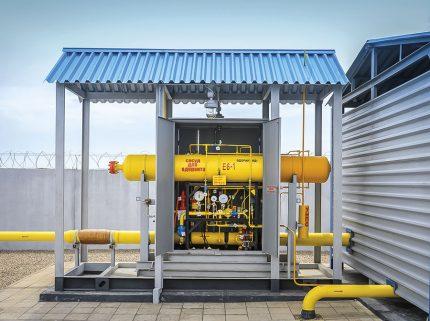 Gas odorization