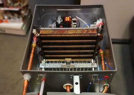 Chambre de combustion avec électrodes