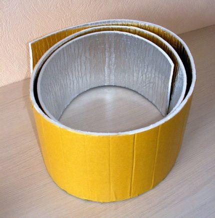 Matériau d'isolation thermique