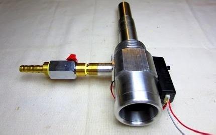 Autre conception de brûleur à gaz