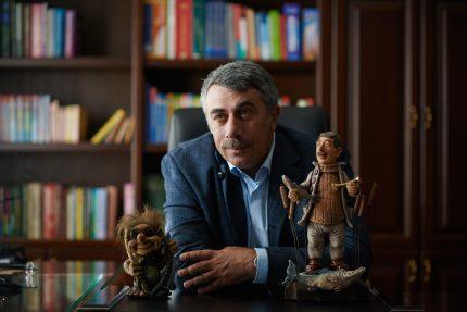 Dr. Komarovsky