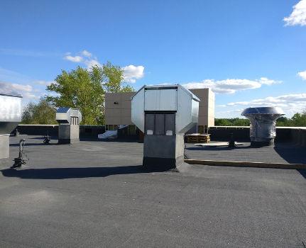 Reinforced concrete passage unit
