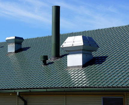 Pitched Roof Roof Fans