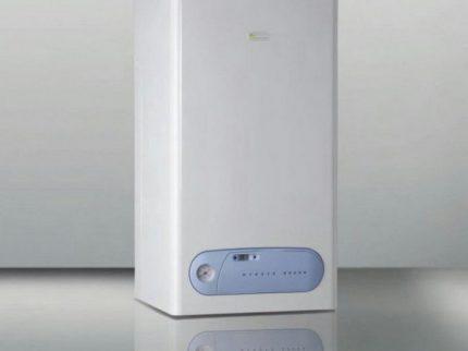 Gas boiler brand Beretta