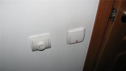 Variateur de ventilateur
