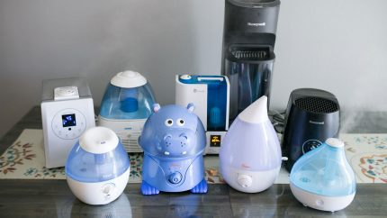 Choosing a humidifier for a child's room