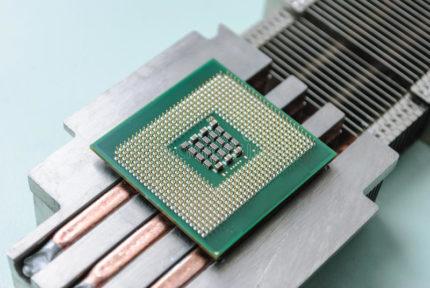 CPU heatsink