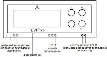 Wiring diagram for air conditioner rotation unit