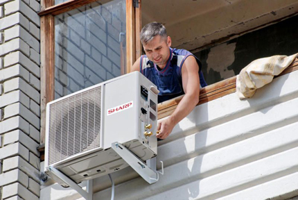 Do-it-yourself air conditioner dismantling
