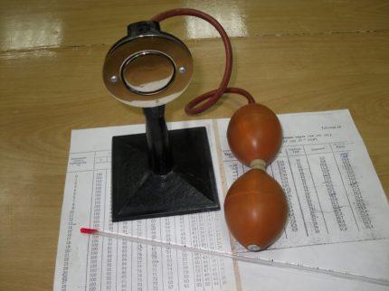 Kondensācijas higrometrs
