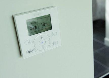 Channel Air Conditioner Remote Control