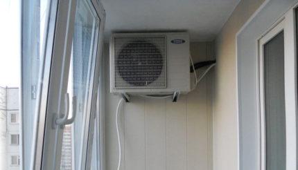 Incorrect installation