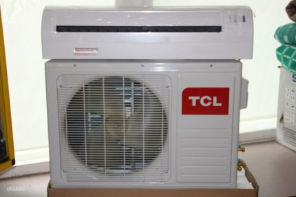 TCL conditioners