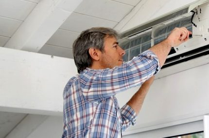 Do-it-yourself Kentatsu air conditioning repair