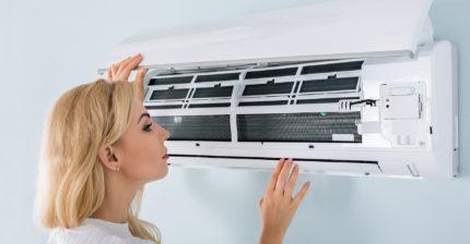 Air conditioner shutdown