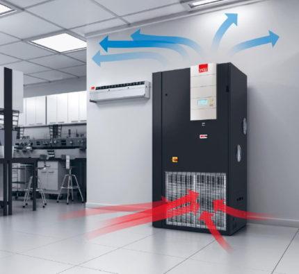 Precision Air Conditioner Operation