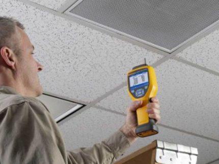Vérification des performances de ventilation