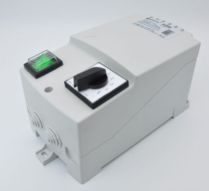 Ventilatora ātruma regulatora izvēle
