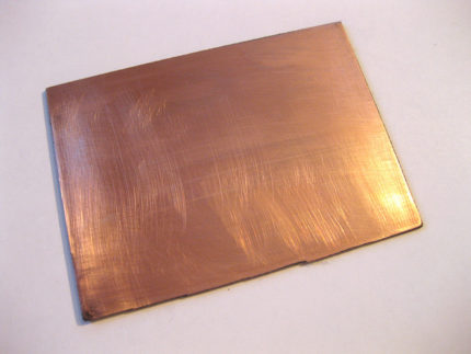 Foiled fiberglass