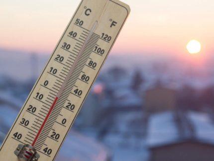 Minimum operating temperature for air conditioners