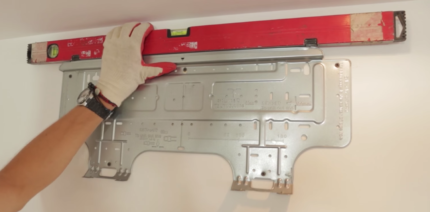 Mounting Plate Installation