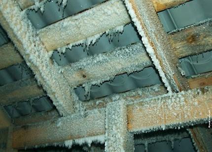 Les conséquences d'un manque de ventilation