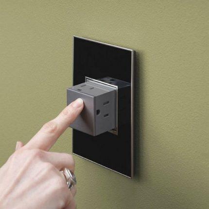 Extendable socket