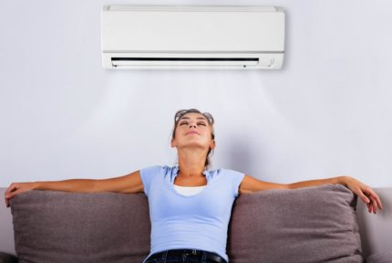 Getting started air conditioner