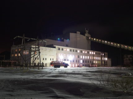 Electricity in Chukotka