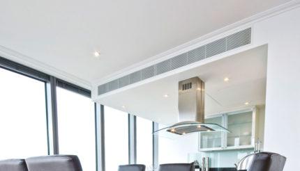 Conduits de plafond