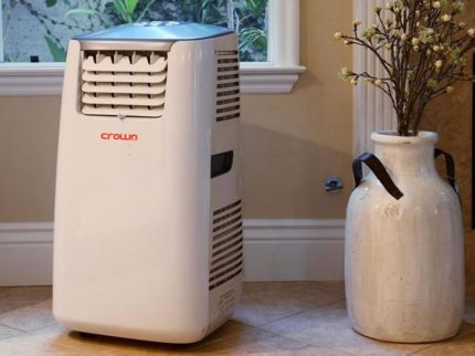 Monobloks mājas gaisa kondicionieris